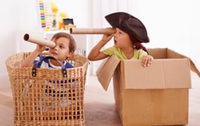 تربیت خلاقیت کودکان