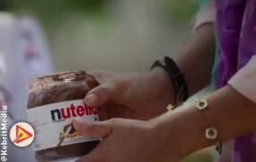 دوربین مخفی: شکلات نوتلا و فرمند میدیم مردم تست کنن اما!؟