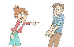 رفتار های خطرناک اقتدار شکن از سمت خانم ها