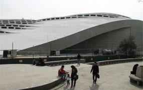 معماری مرموز مسجد چهار راه ولیعصر تهران !